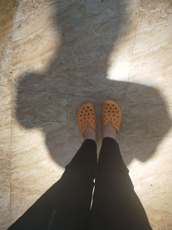 越南带来的拖鞋