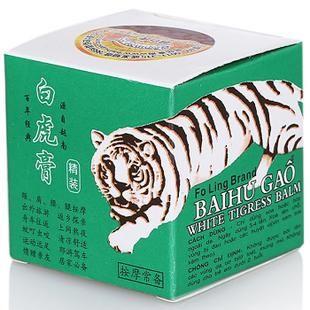 白虎活络膏是由越南民间祖传秘方并采用名山药草及高级药料,以最新科学方法,精细多次连续及复杂提炼过程而
