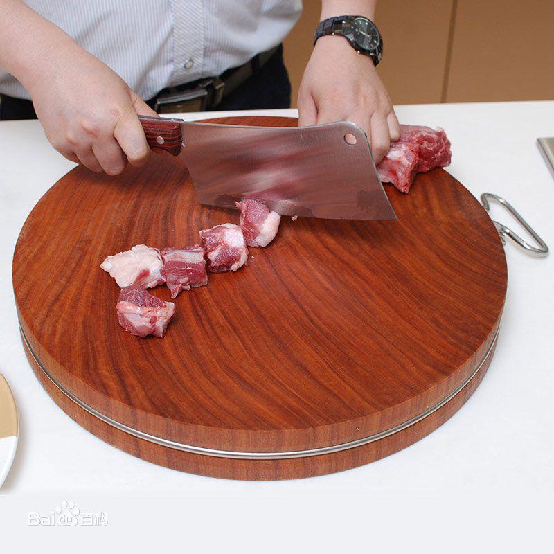 如何选好的越南蚬木砧板?