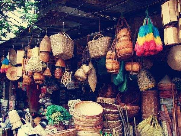 越南环保手工艺品
