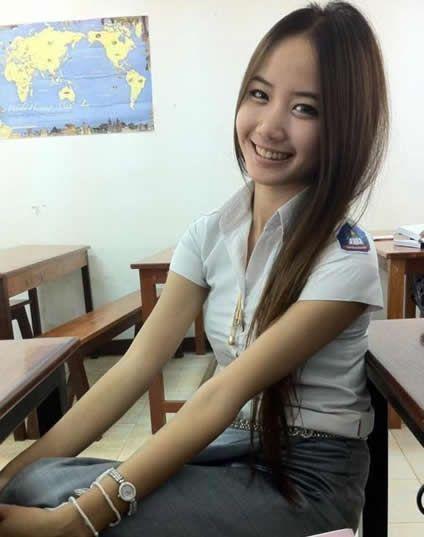 老挝美女和越南美女对比:看看哪个更漂亮(图)