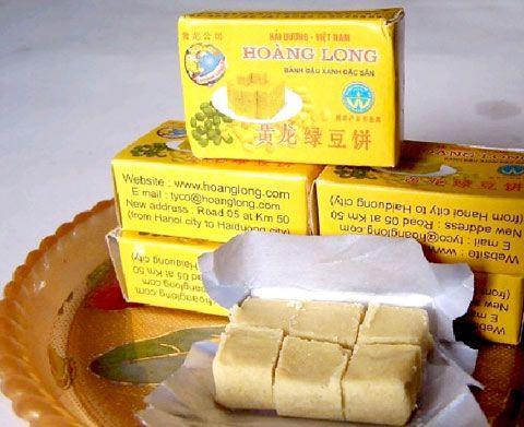 第九届汉交会中越南绿豆糕被抢空了