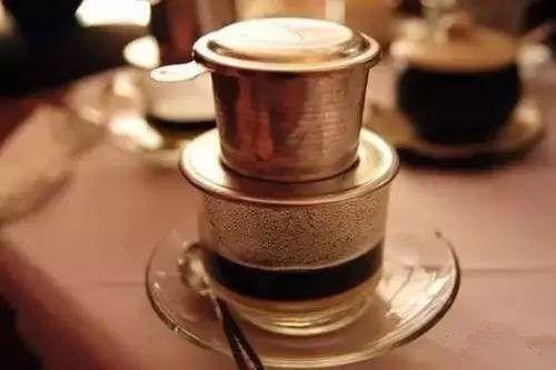 越南滴漏咖啡壶使用方法