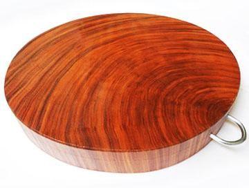 新买的铁木砧板怎么处理