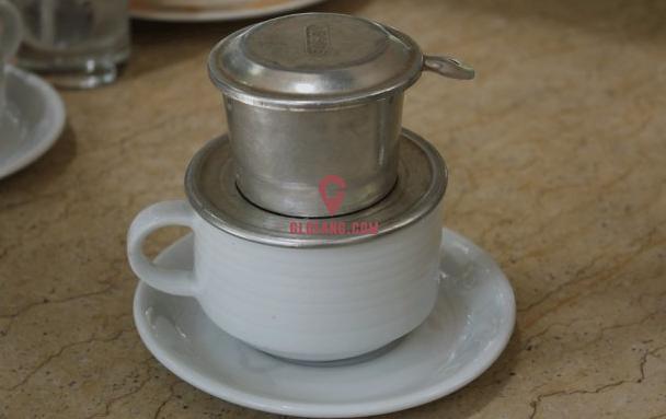 越南滴漏咖啡的冲泡