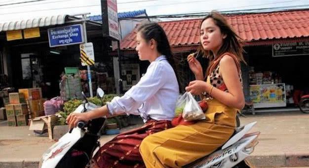 越南美女的陪游,你接受吗?