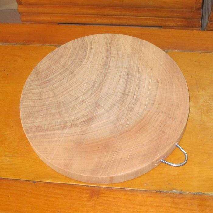 越南砚木砧板的特点