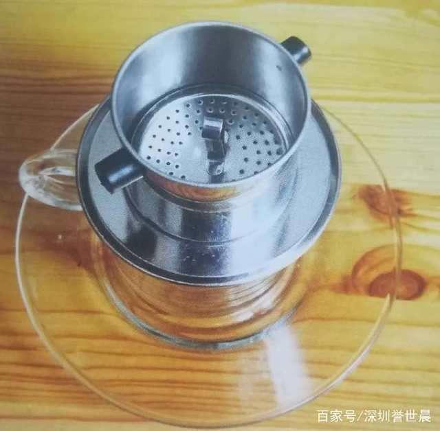 越南式滴滤法(越南壶)