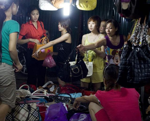 越南美女的夜生活