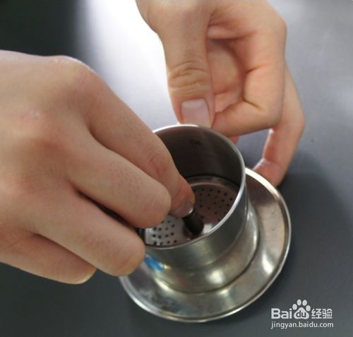 正宗越南滴漏咖啡制作方法