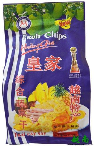越南特产干果都有啥?
