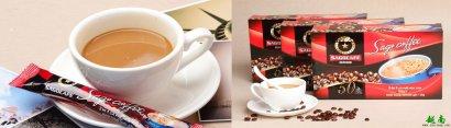 越南西贡咖啡价格很平民,可是口感很贵族