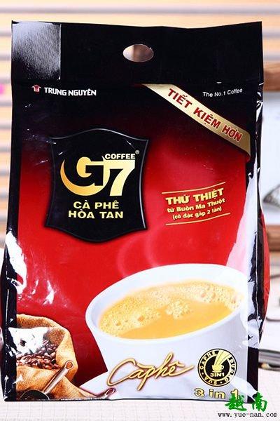 越南咖啡G7真假