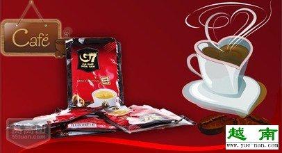 越南特产之越南G7咖啡百科全书