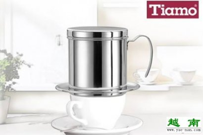 越南特产网细说越南咖啡壶使用方法