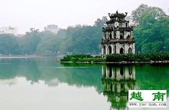 越南景点——还剑湖