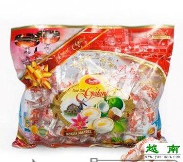 【越南特产】如香惠香越南第一排糖450g