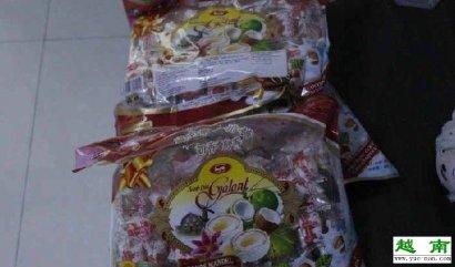 第一次在越南特产网买零食,很给力~~排糖-越南