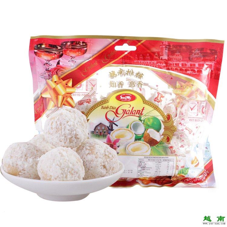 如香惠香越南排糖450g 特产休闲食品进口喜糖 厂