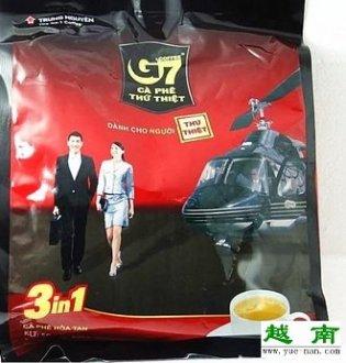 <b>【越南咖啡】正品越南咖啡三合一g7 1600g速溶咖啡</b>