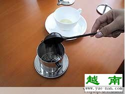 越南咖啡正确的泡法