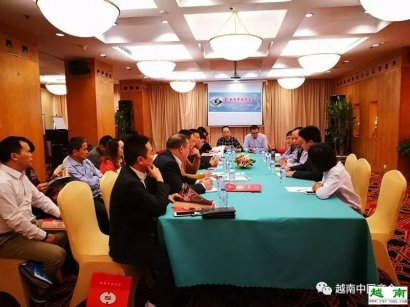 大中华区电线电缆代表团拜访越南中国商