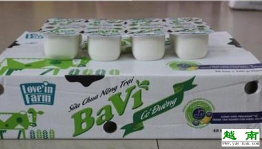 巴维bavi酸奶  VINAMILK酸奶