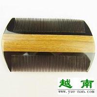 越南牛角梳的妙用