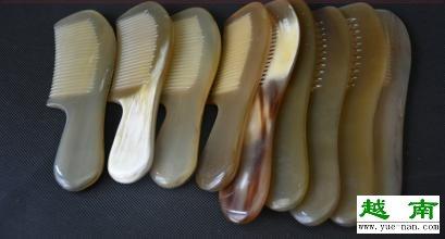 如何区分越南牛角梳厂家
