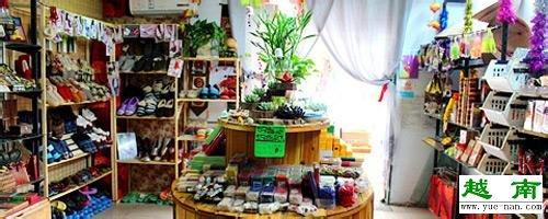 如何选择正规越南三宝土特产店