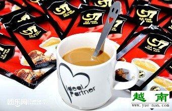 越南特产食品之越南中原g7咖啡