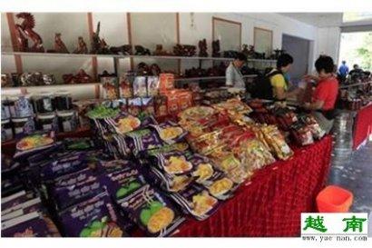 北海越南特产店成了挂羊头卖狗肉的特产