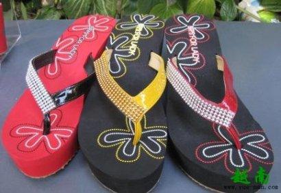 越南特产拖鞋有哪些?