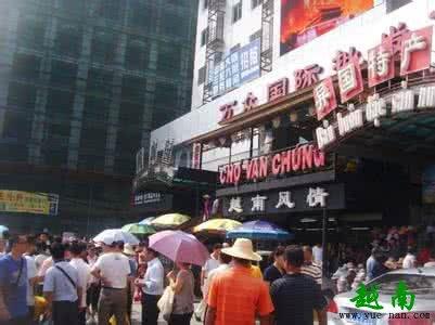湛江哪里有卖越南特产的吗?