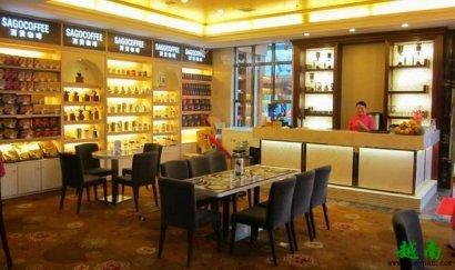 东兴西贡咖啡厅--中越边境,品味西贡咖啡!