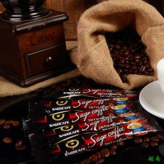 喝越南西贡咖啡人少于G7,但品质始终领先
